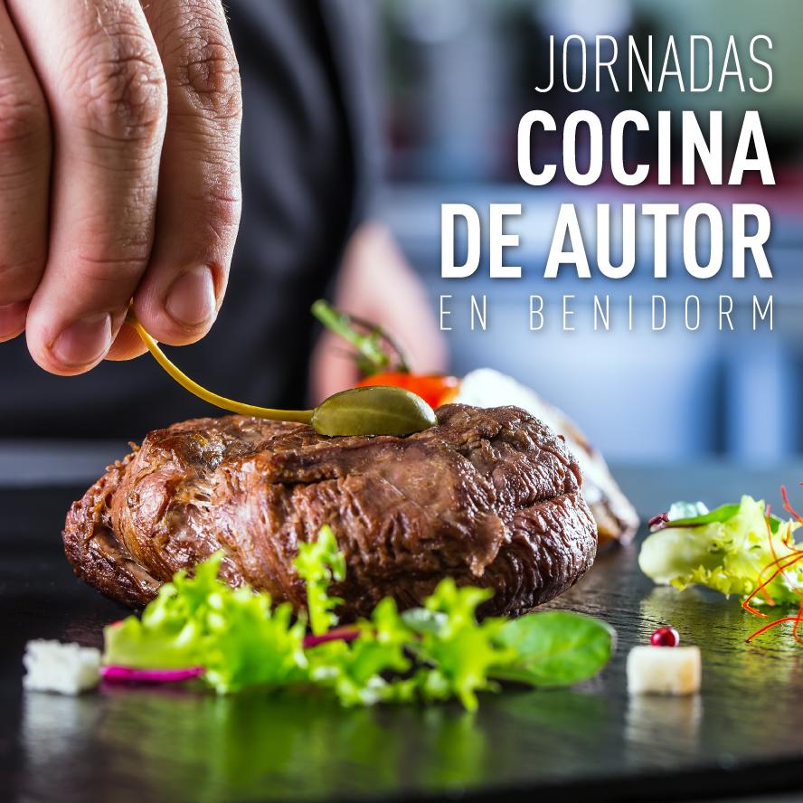 Jornadas cocina de autor en benidorm - Cocina de autor ...